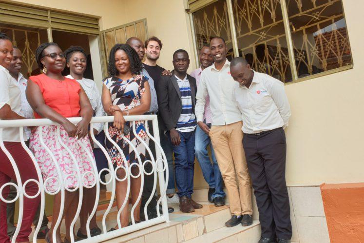 Nieuws: Sales als motor voor groei voor Oegandees digitaal bedrijf